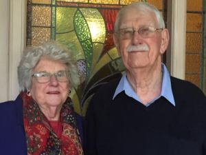 Caroline and Bill