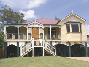 queenslander-house