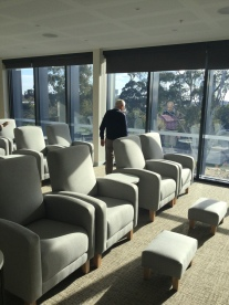 Bluecross Box Hill-view movie room
