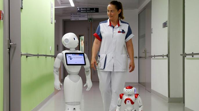 Robots in care